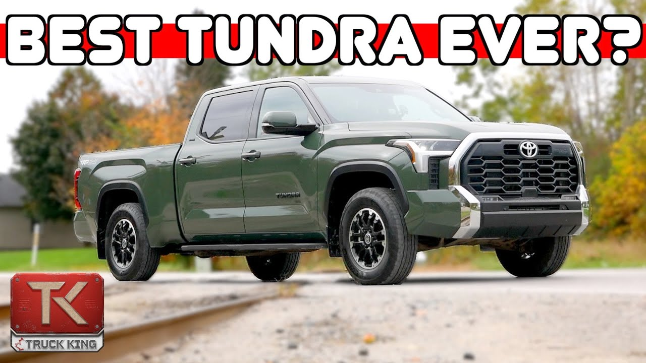2022 Toyota Tundra First Drive - Does a V6 Turbo Hybrid Ruin the Tundra? Let's Find Out!