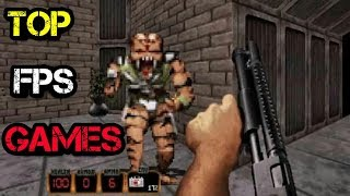 Top 5 90's FPS Games for Android (Free&Offline)