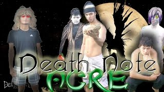Death Note VERSÃO ACRE