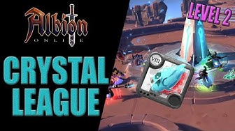 Albion Online | Crystal League - How to win with PATIENCE and TIMING