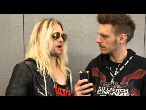 We Are Harlot Download Festival Interview 2015