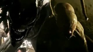 NEW FOOTAGE - ALIEN: COVENANT TV SPOT TRAILERS - FACEHUGGER, NEOMORPH, XENOMORPH