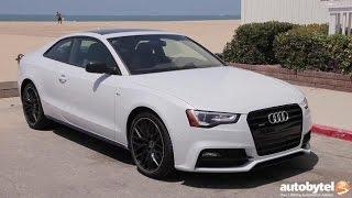 2016 Audi A5 S-Line Test Drive Video Review