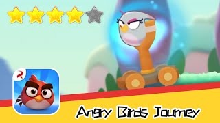 Angry Birds Journey 103 Walkthrough Fling Birds Solve Puzzles Recommend index four stars