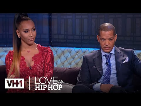 Amina Buddafly Is Pregnant With Peter Gunz's Child | Love & Hip Hop