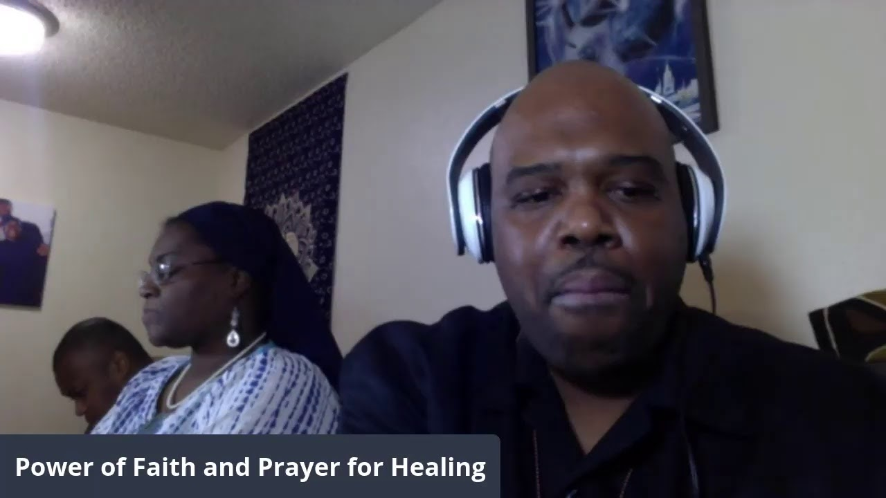 The Power Of Faith, Prayer and Healing PT2 With Student Min Darryl Muhammad of MM93