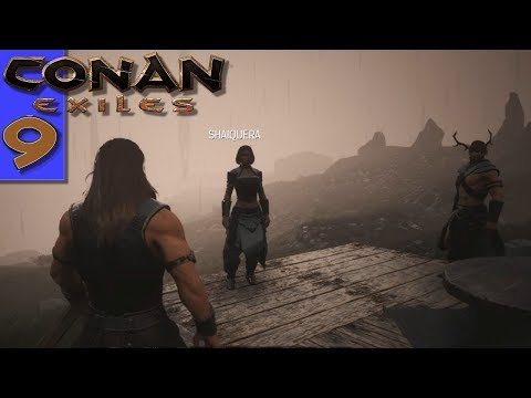 CONAN EXILES | ClopAvengers With A Side Of Shay! - The Black Keep | S4E9