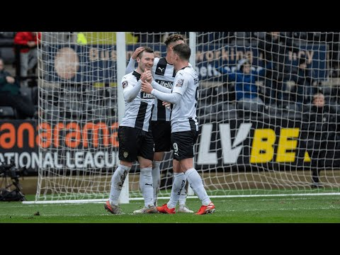 Notts County Eastleigh Goals And Highlights
