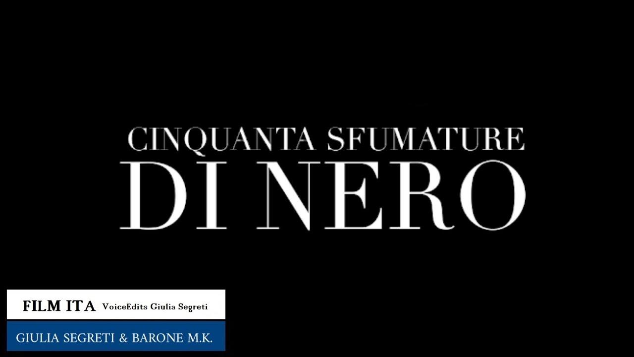 Download CINQUANTA SFUMATURE DI NERO  - IL FILM - L' Audiolibro Film Esteso