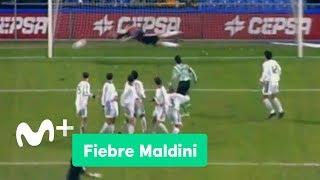 Fiebre Maldini: Porteros con gran juego de pies | Movistar+