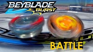 Beyblade Burst by Hasbro 2 Pack Battle Nepstrius VS Roktavor