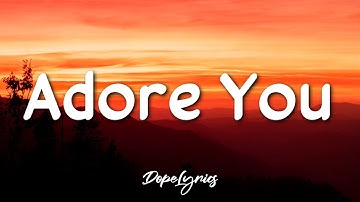Harry Styles - Adore You (Lyrics) 🎵