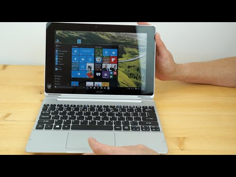 ACER ASPIRE SWITCH 10 SW5-015 WINDOWS 10 DOWNLOAD DRIVER