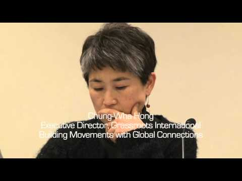 Building Sustainable Security: Connecting the Movements