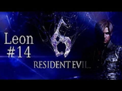 Resident Evil 6 [HD/Blind] Playthrough (Leon's Campaign - Chapter 5 - part 1) [Mutated Dinosaur]