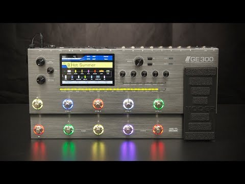 รีวิว Mooer GE300 By CT Music