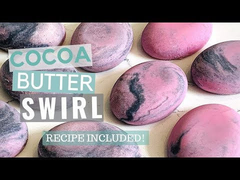 Making Cocoa Butter Soap | Cold Process Soap Making thumbnail