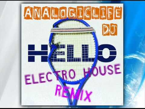 Martin Solveig - Hello (Davide Carminati DJ Remix) + DL @ 320Kbps ElectroHouse 2011