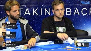888Live Barcelona Festival - Hand of the Day 3 | 888poker