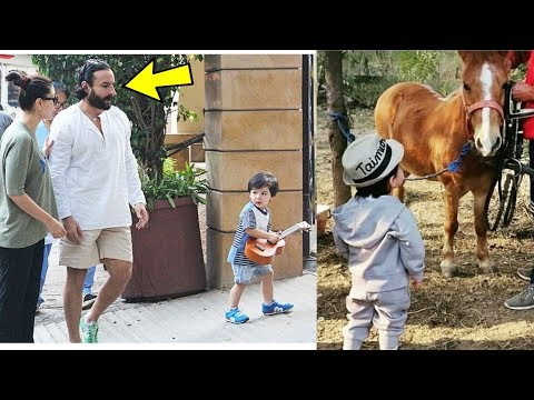 Taimur Ali Khan unseen moments in Pataudi Palace as Official Prince Nawab Mp3