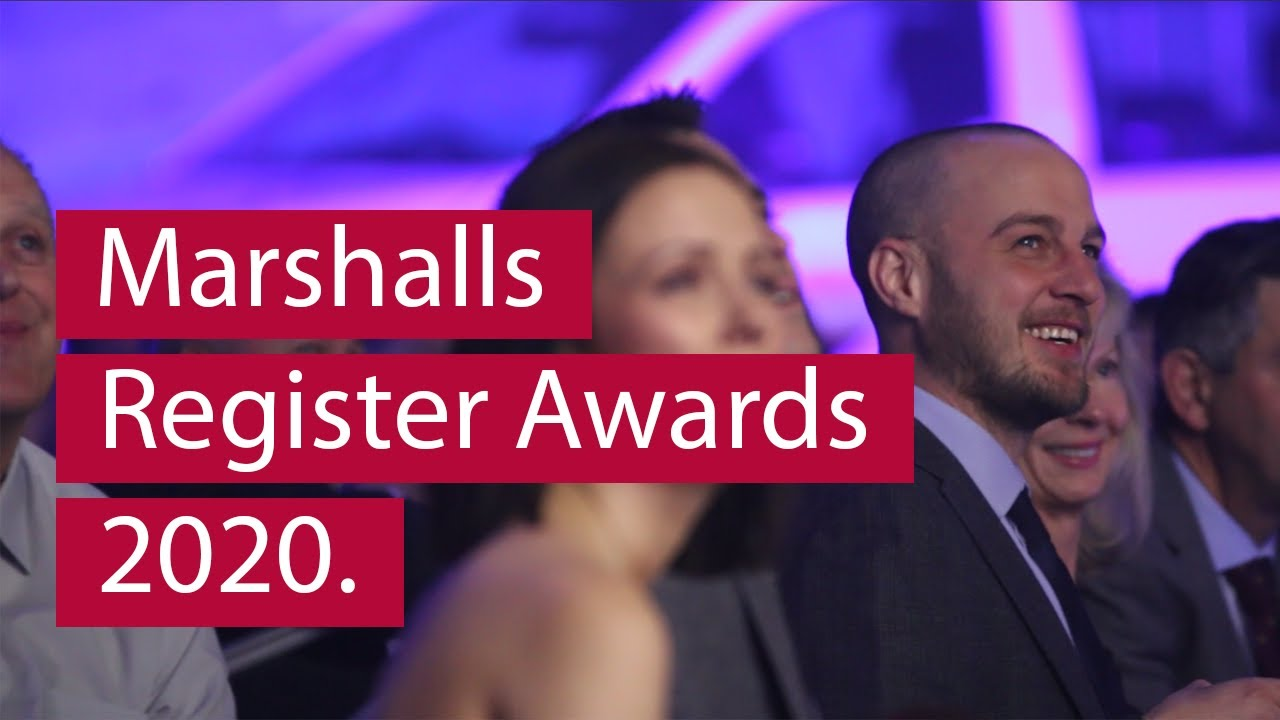Marshalls Register Awards (2020)