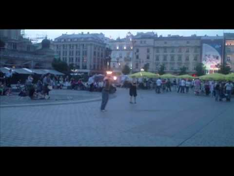 Krakow Lajkonik Celebration & Street Performers