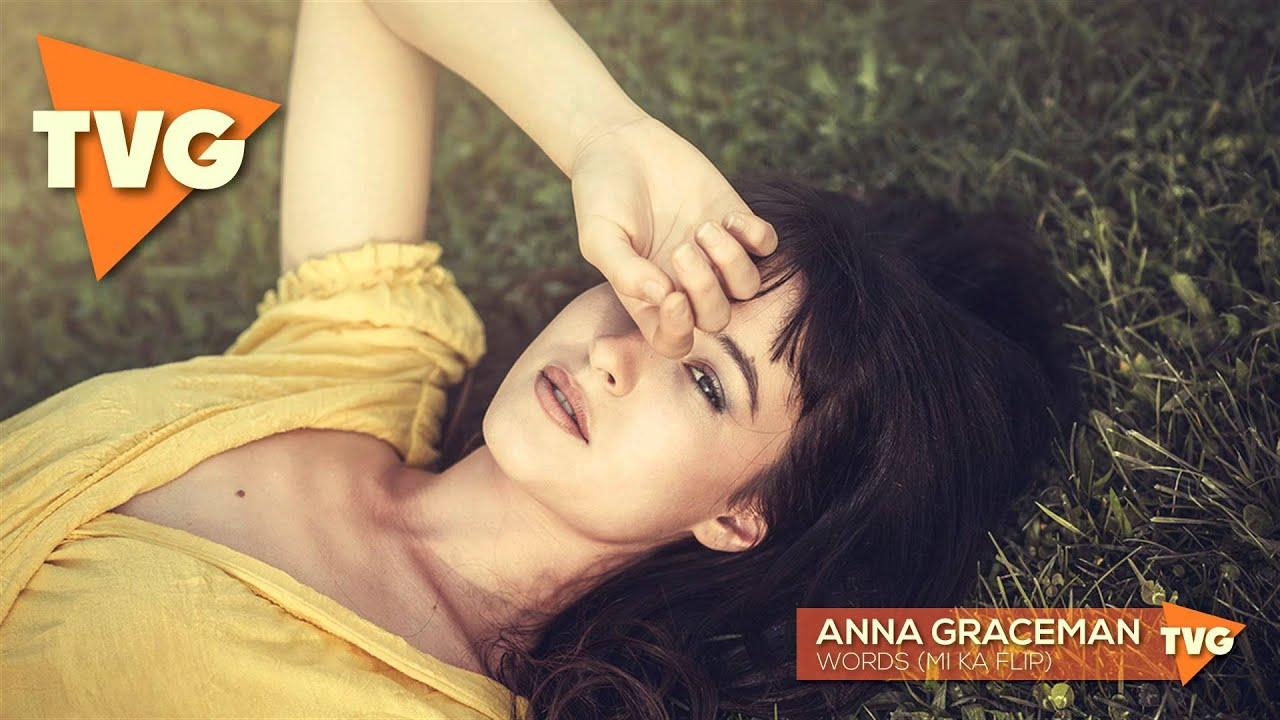 Anna Graceman - Words (mi ka Flip)