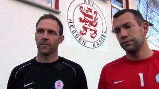 Hoffmeister und Nulle neue Trainer des KSV Hessen Kassel
