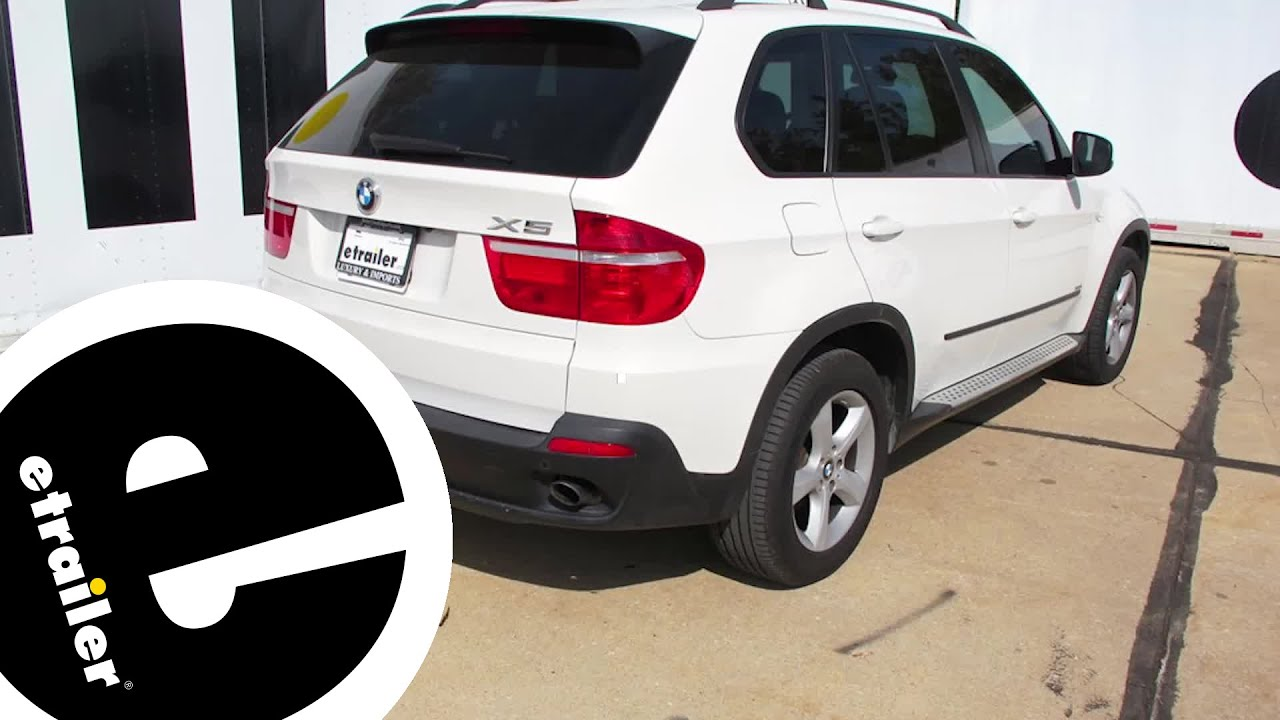 small resolution of best 2018 bmw x5 trailer hitch options etrailer com