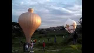 Festival de Balão Fogueteiro TR e Fenix - Filmagem Costa e Silva