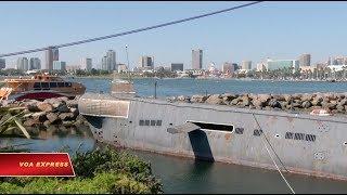 Số phận tàu ngầm Scorpion của Liên Xô (VOA)