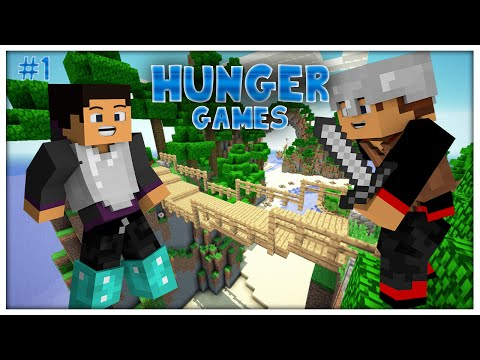 """Minecraft: HUNGER/SURVIVAL GAMES 