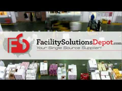 Online Janitorial Supplies For Sale By Facility Solutions Depot | Call 1.888.777.4707