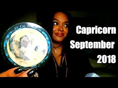 Blessings In Disguise  Capricorn September 2018