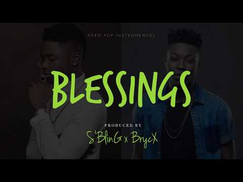 """""""Blessings"""" Afro Pop Beat 