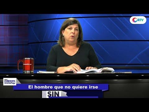 El hombre que no quiere irse - SIN GUION con Rosa María Palacios