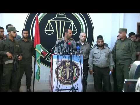 Hamas sentences three Palestinians to death over commander's killing (credit: REUTERS)