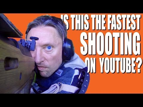 Is this the fastest shooting on YouTube?