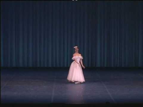 Вариация из балета Шопениана