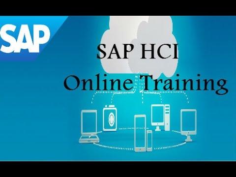 SAP HCI Training video | Hana cloud integration demo | HCI online tutorials