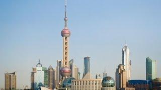#813. Шанхай (Китай) (классное видео)(Самые красивые и большие города мира. Лучшие достопримечательности крупнейших мегаполисов. Великолепные..., 2014-07-03T16:38:19.000Z)