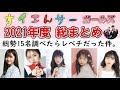 🔍レポート🔍【総勢15名】NHK・Eテレ「すイエんサーガールズ」2021年度メンバー総まとめ❕メインMCは、だいすけおにいさん&あさこさん🎤 生年月日や趣味など、どこよりも詳しくまとめました🖊📓