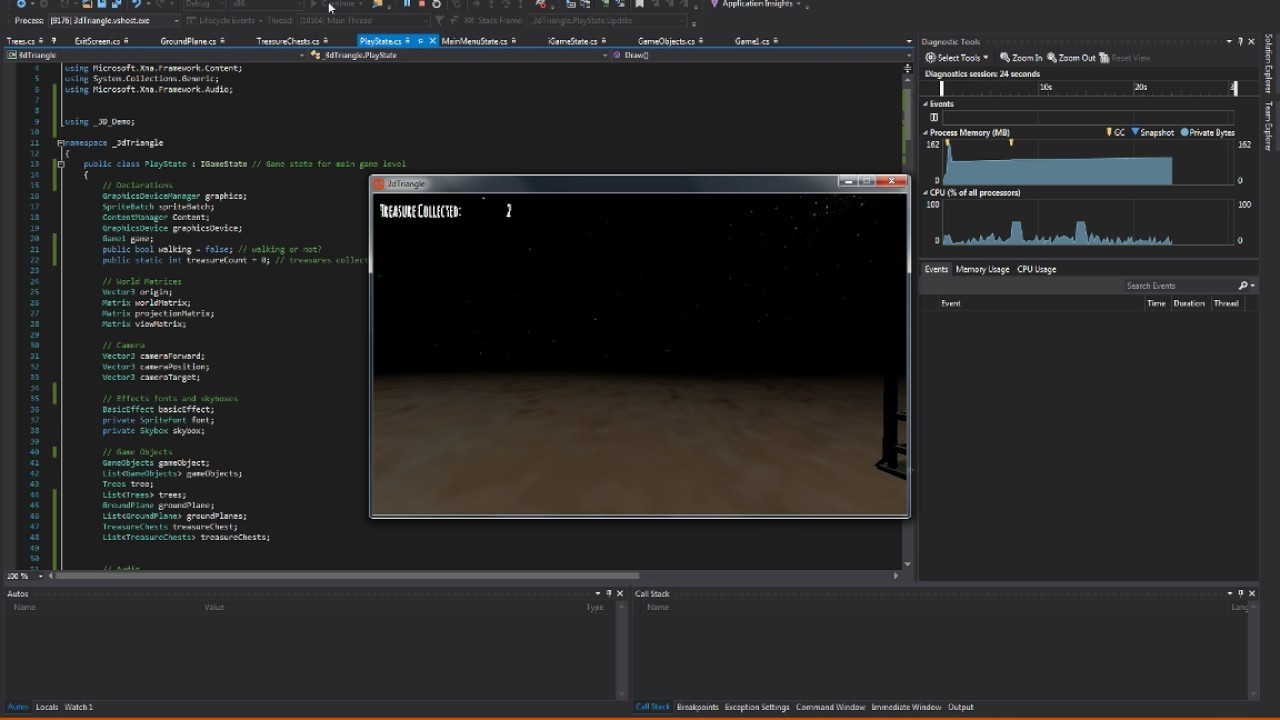 Riemers xna tutorial > loading a model.