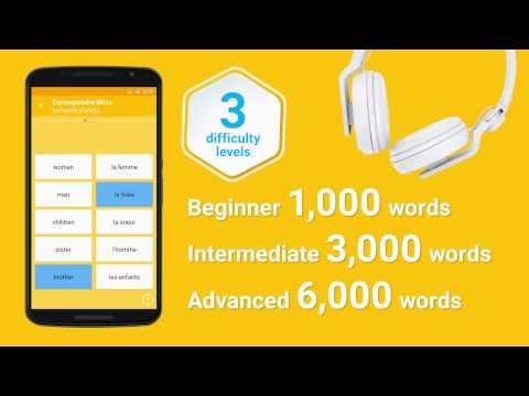 Learn English with FunEasyLearn (Android, iOS)!