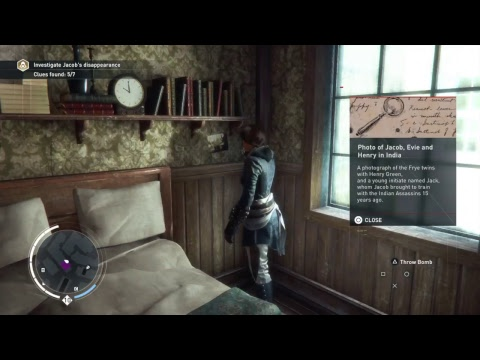 Assassin's Creed Syndicate Walktrough Ep.10 Jack The Ripper