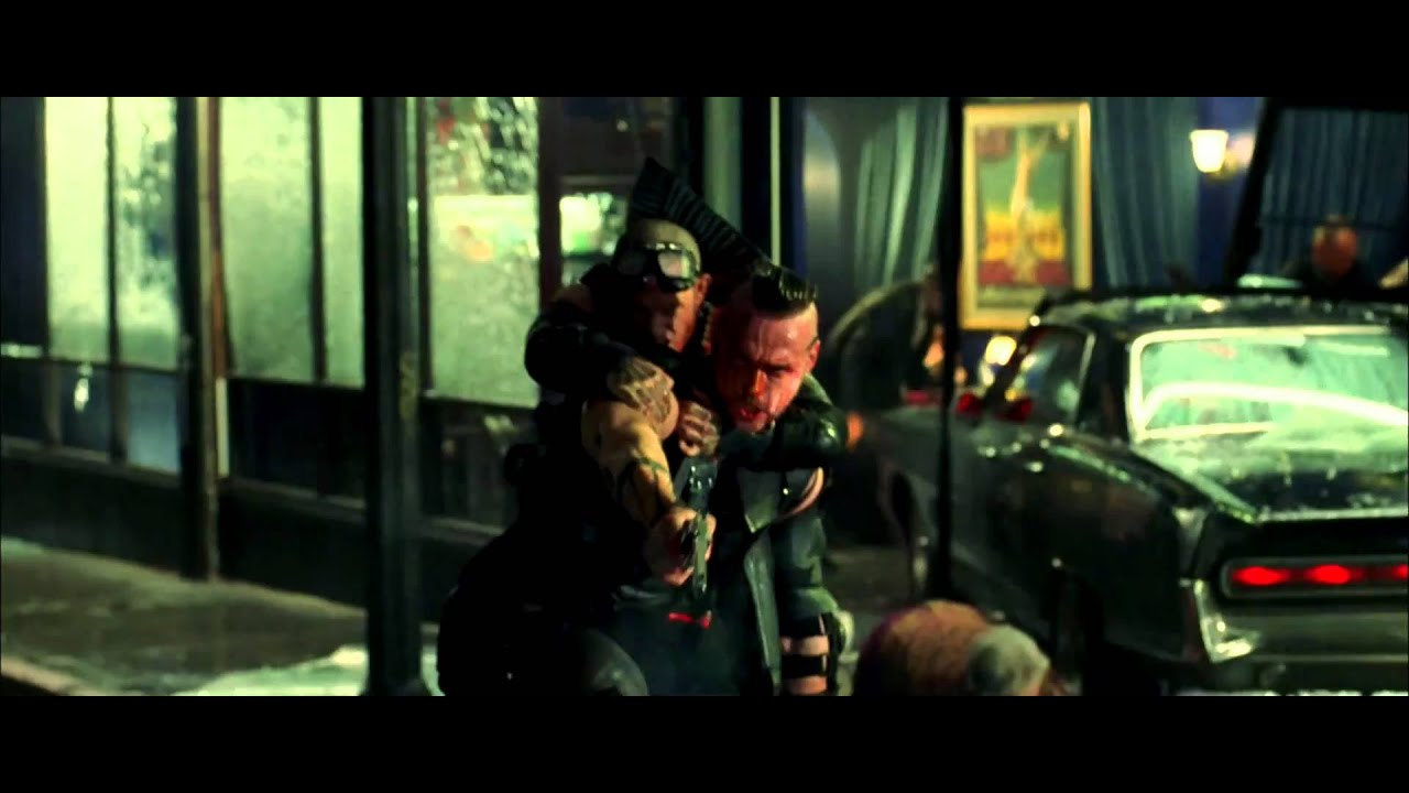 Smokin Aces 2007 Offcial Trailer Hd Youtube