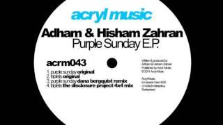Adham Zahran & Hisham Zahran - Purple Sunday