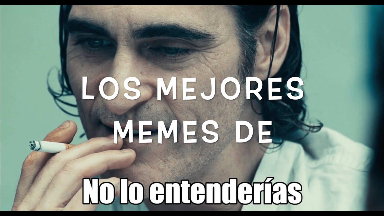 No lo entenderias Joker meme - YouTube