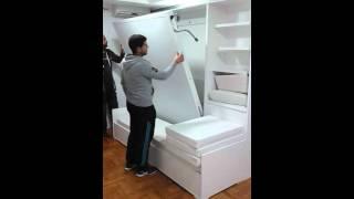 Smart Forma - Zidni kreveti 2