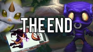 The End Of Custom Skins In League of Legends